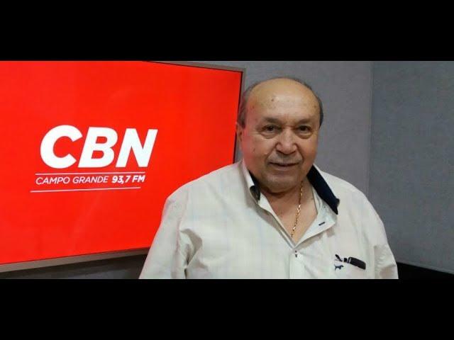 Entrevista CBN Campo Grande: Jonathan Barbosa, presidente Acrissul