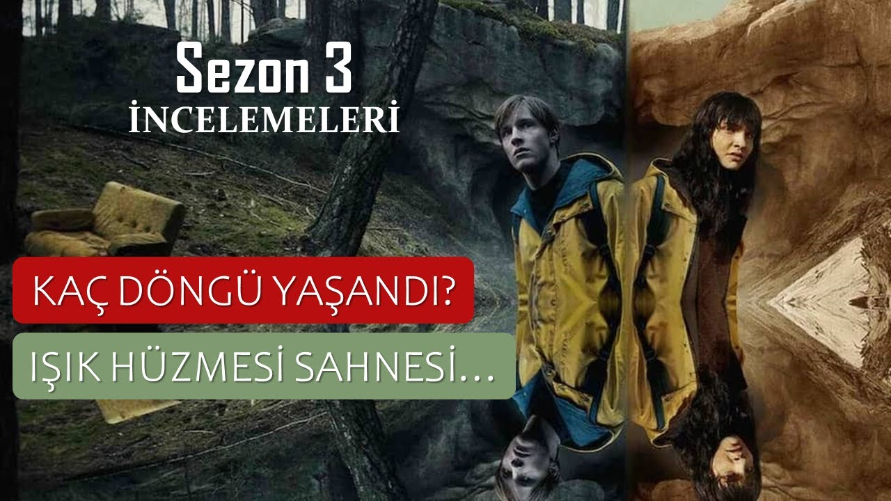 NETFLIX - DARK SEZON 3 - Final İncelemesi 3 (Full spoiler)