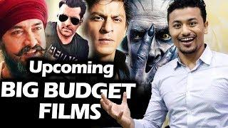 Upcoming Bollywood BIG BUDGET Films - Tiger Zinda Hai, Robot 2.0, Thugs Of Hindostan, Dwarf