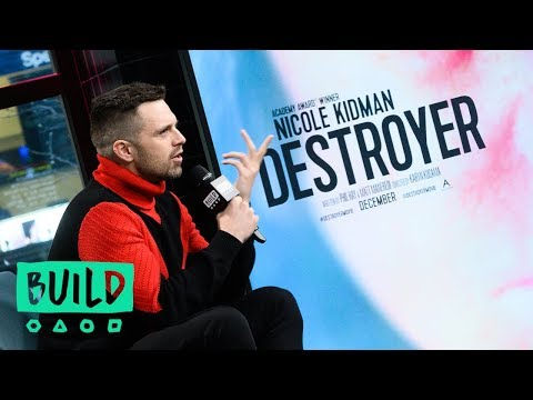 Sebastian Stan Discusses The Film, Destroyer