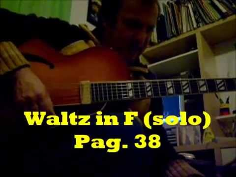 A Modern Method for Guitar Berklee 1, Waltz in F (solo)