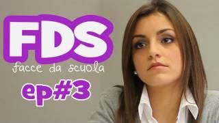 Fds- Facce Da Scuola - 1X03 - (Le)Gare  - Nirkiop
