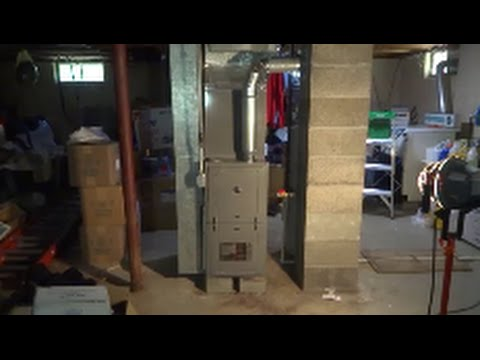 gas furnace & air conditioning replacement