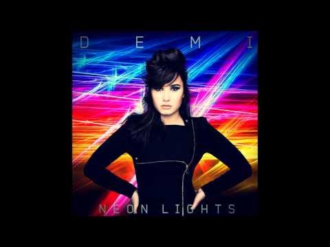 Demi Lovato Neon Lights OFFICIAL Instrumental