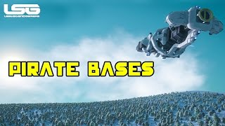 Space Engineers - Pirate Bases & Drones