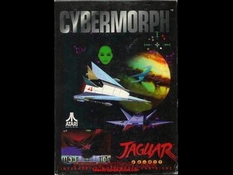 Atari Jaguar Longplay ~ Cybermorph ~ Speedrun Part 1