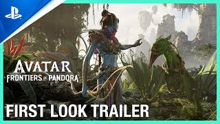 Avatar: Frontiers of Pandora - First Look Trailer | PS5