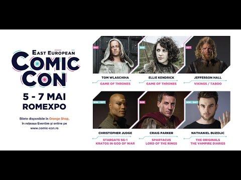 East European Comic Con la a 5-a editie
