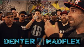 BOTZ2 - Rap Battle - Madflex vs Denter