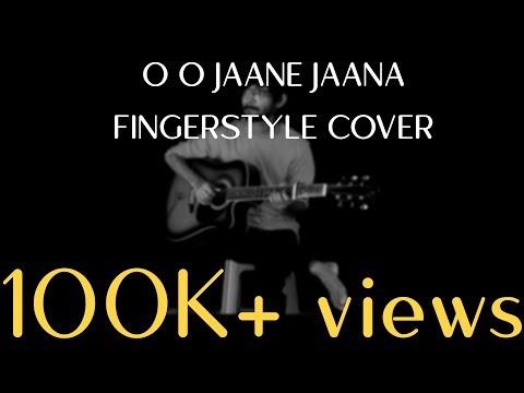 O O JAANE JAANA -  Fingerstyle Cover
