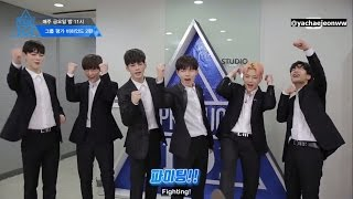 [ENG SUB] PRODUCE101 Season 2 EP.4 [101 Behind] Group Battle Behind Chaper 2