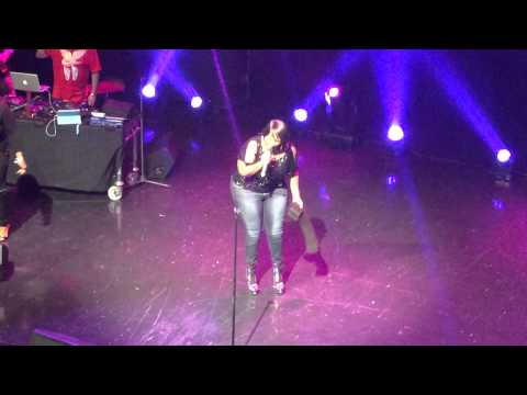 Kelly Price Friend Of Mine (Including Remix) Live In London 21.06.2014