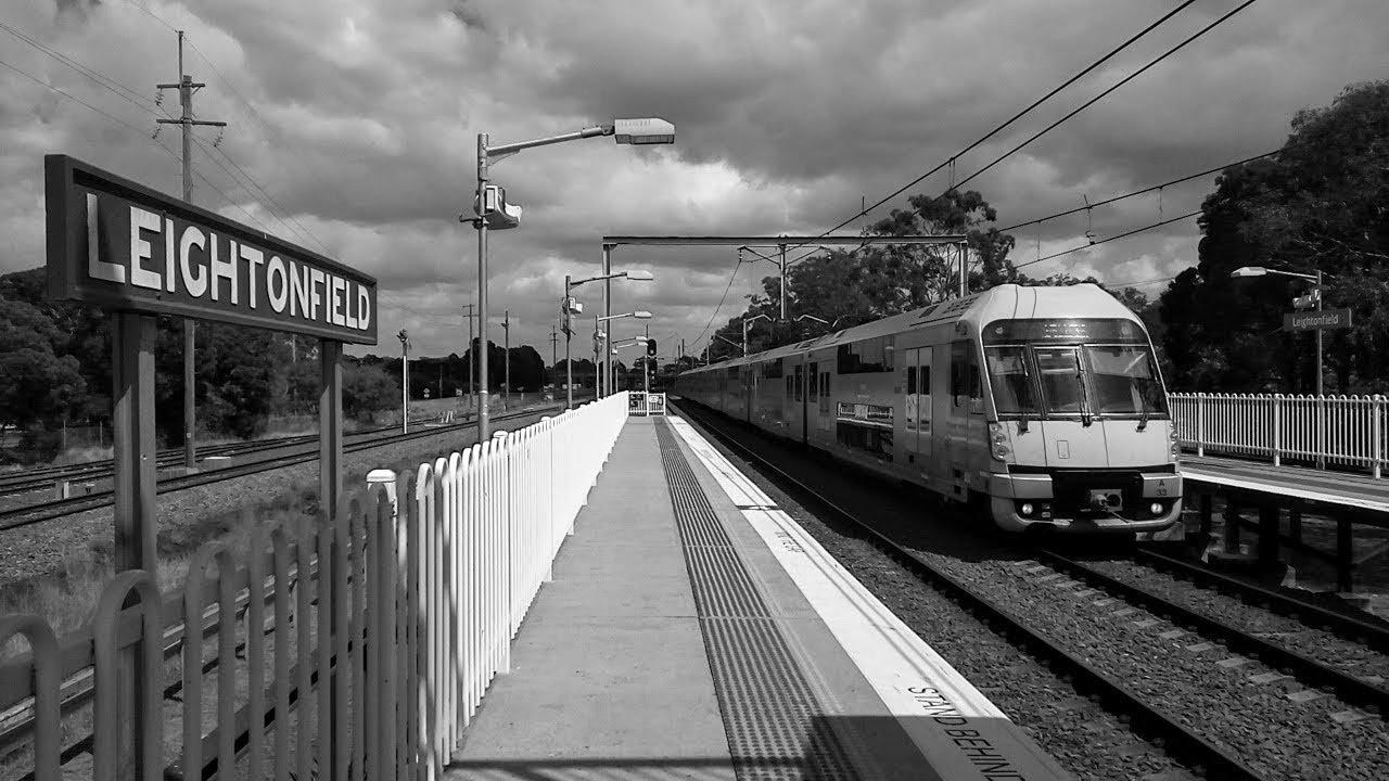 Sydney Trains Leightonfield Station