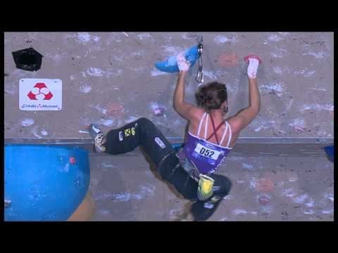 IFSC Climbing World Cup Valence 2011 - Lead - Highlights