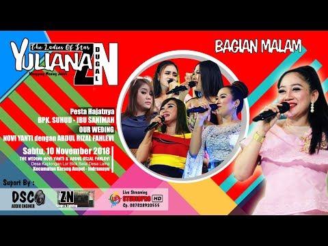 Live Orkes Dangdut Yuliana ZN edisi Desa Kaplongan Lor - Karangampel - IM Bagian Malam