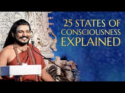 The 25 States of Consciousness Explained