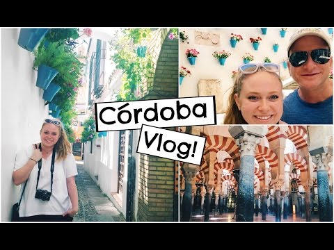 The Mosque of Córdoba is Incredible! | Spain Travel Vlog