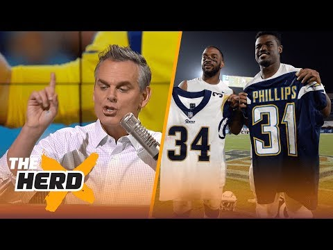 The Rams will work in Los Angeles, but the Chargers won't | THE HERD