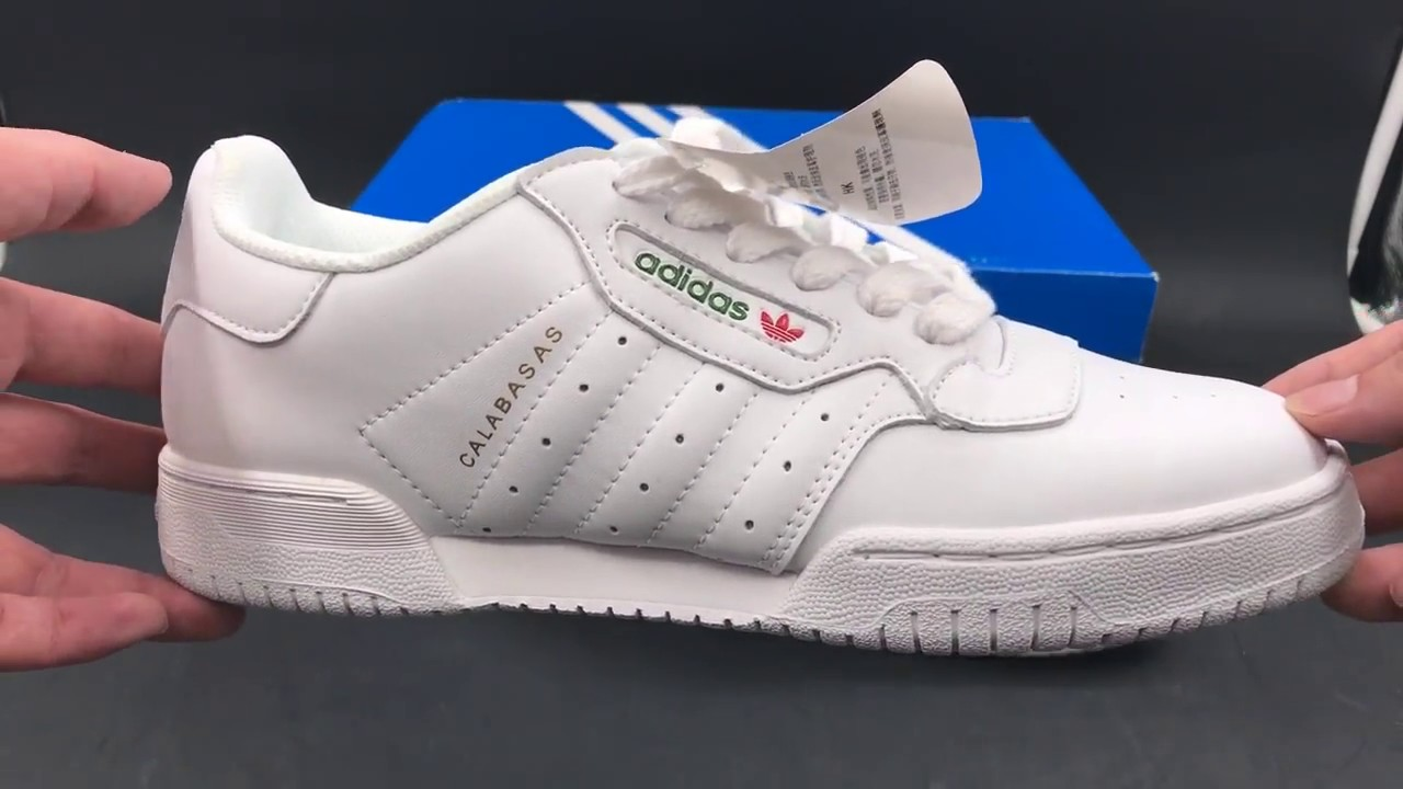 Kicksdealer.us UA Yeezy Powerphase Calabasas Unboxing - YouTube ea72a99fe