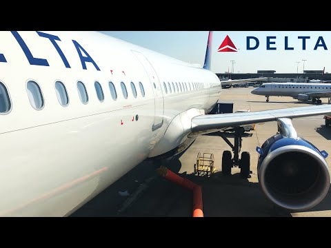 TRIP REPORT: Delta Air Lines | Airbus A321 | Dallas/Ft. Worth - Atlanta | Economy