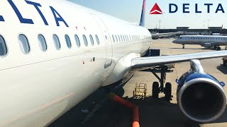 TRIP REPORT: Delta Air Lines   Airbus A321   Dallas/Ft. Worth - Atlanta   Economy