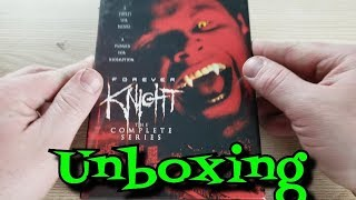 Forever Knight The Complete Series DVD Unboxing