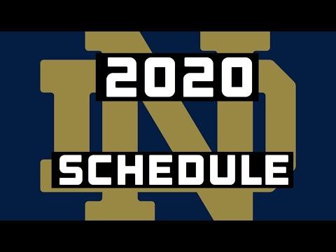 Notre Dame Fighting Irish 2020 Football Schedule & Prediction