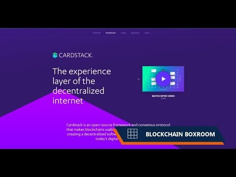 Cardstack - The experience layer of the decentralized internet!