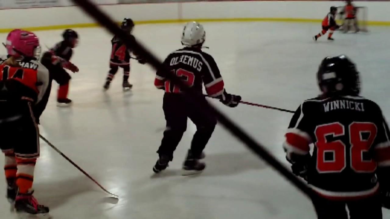Mites Hockey  1-26-19