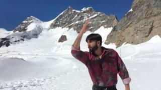 Ranveer singh recreates SRK's Darr Song Tu mere Saamne.HD