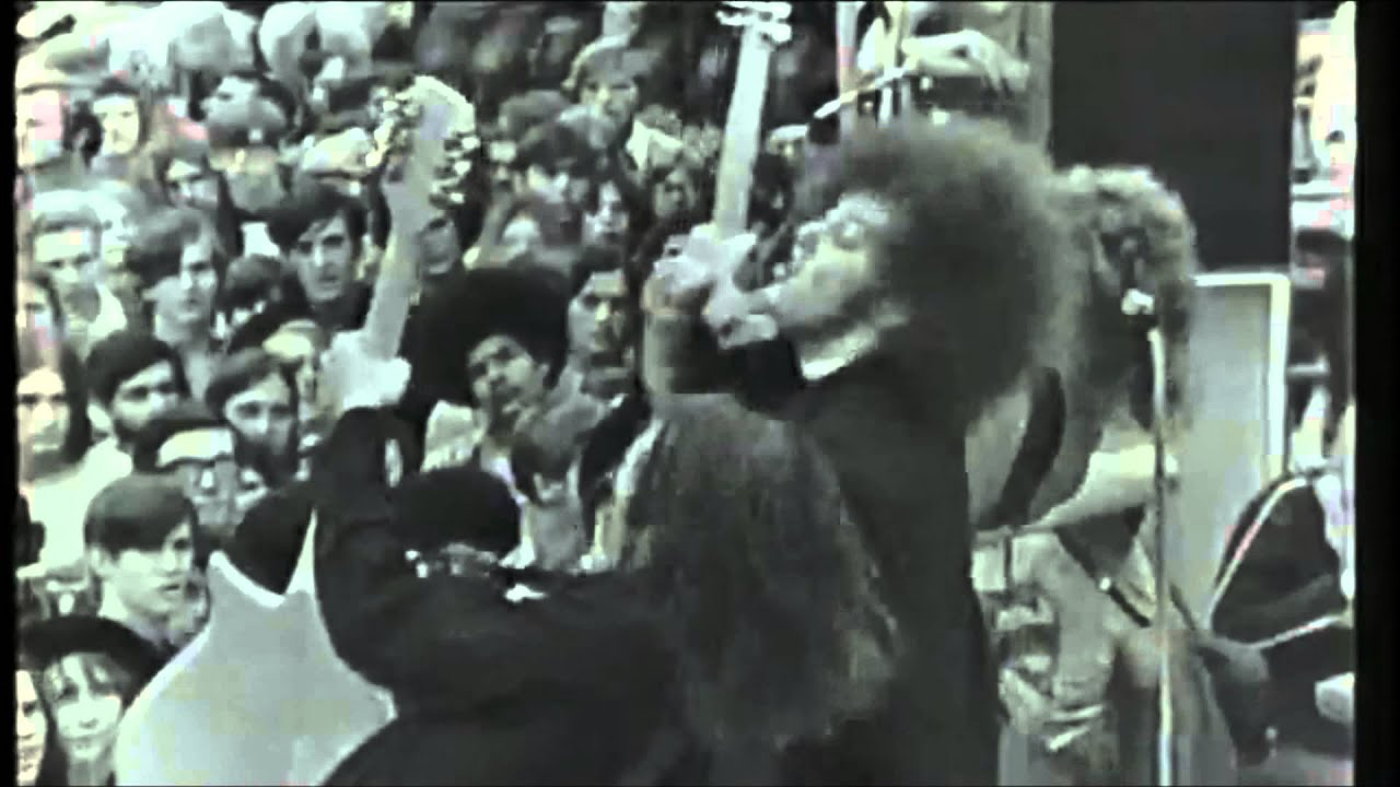 MC5 Looking At You Borderline