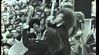 MC5 playing Looking At You live at Tartar Field on Wayne State Univ...