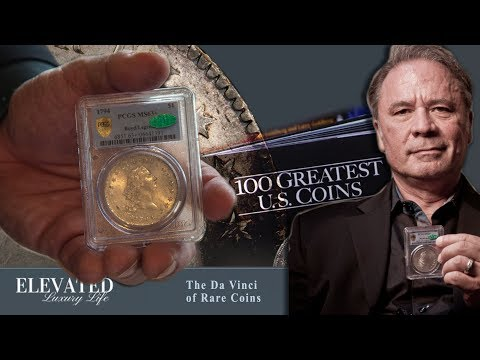 Elevated Luxury Life feature - The Da Vinci of Rare U.S. Coins