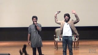 NANI & VIJAY in PEARL\'15 @ BITS Pilani Hyderabad Campus