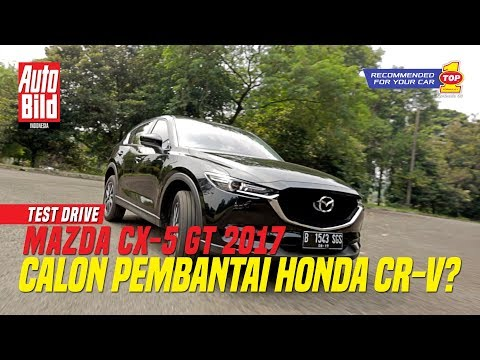 Mazda CX-5 GT 2017 | Test Drive | Auto Bild Indonesia Supported by Top 1