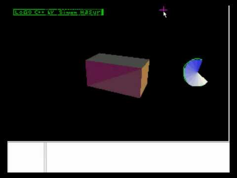 C++ helloworld with 3D graphics