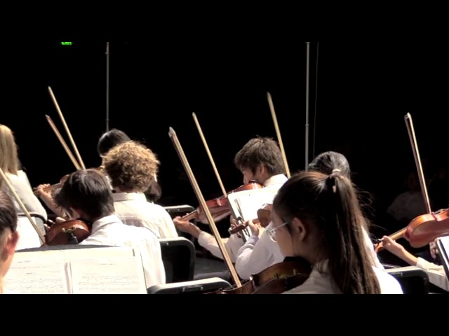 04 Holmes Intermediate Orchestra  – Minuetto and Country Dance – Beethoven