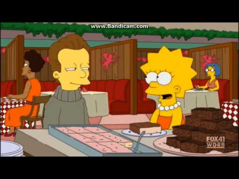 Michael Cera in The Simpsons