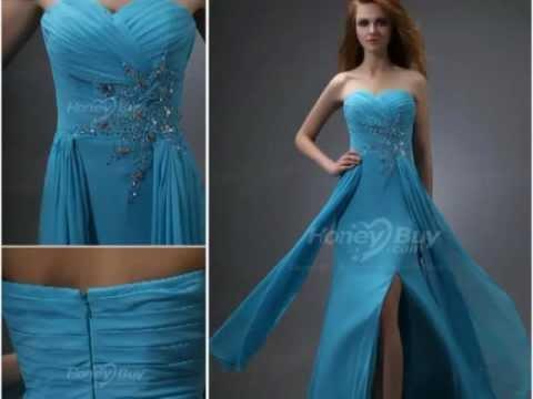 Evening Dresses 2013 | Designer Evening Dresses 2013.mpg - YouTube