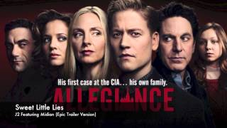 Superbowl Ad Song for Allegiance NBC Show - J2 'Sweet Little Lies' Feat Midian