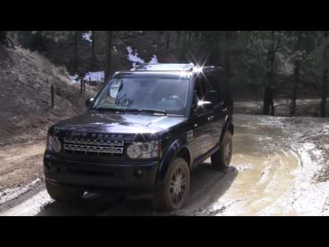 2010 Land Rover LR4 review