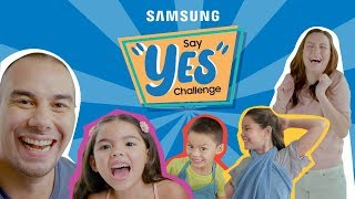 Team Kramer said YES to the Samsung YES Challenge
