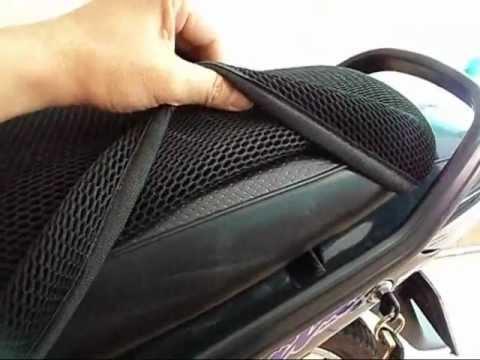 Hai Yent seat cover Air mesh - YouTube