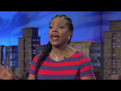 Actress   Sheryl Lee Ralph   Displaying Her Jamaican Roots