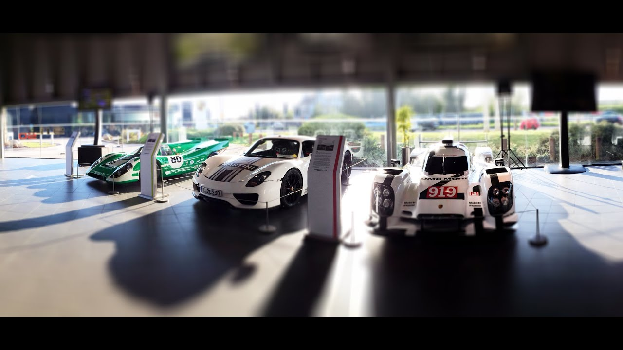 Family Reunion Porsche 917 918 Spyder 919 Hybrid Youtube