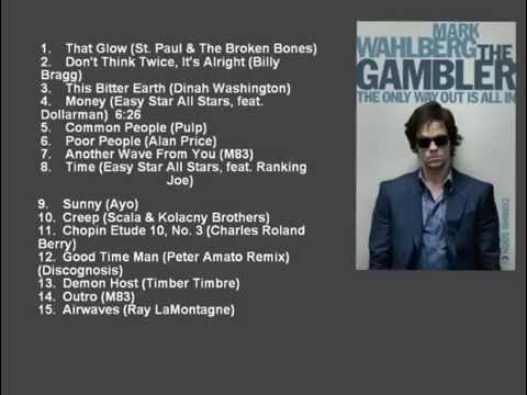 The Gambler Official Movie Soundtrack List