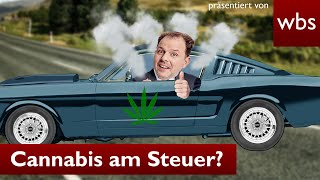 Darf Cannabis-Patient autofahren? | Rechtsanwalt Christian Solmecke