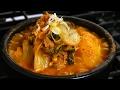 Pork bones soup (Gamjatang: 감자탕)
