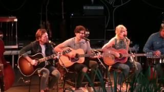 "The Common Linnets--Caprera-25 Augustus 2016 Bloemendaal ""live""concert"