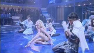 Angela Melillo - Domenica In - Balletto Tributo Duran Duran